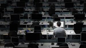 worker-alone-dark-office
