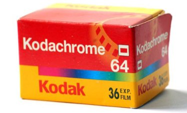 Kodachrome-box