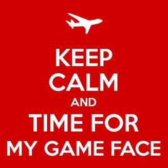 Carry On Game Face